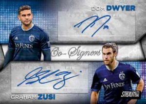 Co-Signers Signatures Dom Dwyer, Graham Zusi