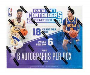 Contenders Draft Picks Basketball Box