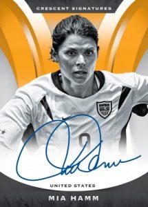 Crescent Signatures Mia Hamm