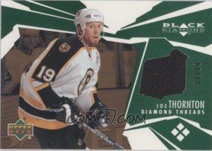 Diamond Threads Green Joe Thornton