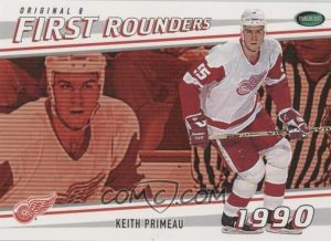 First Rounders Keith Primeau