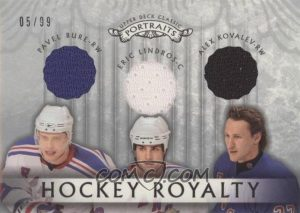 Hockey Royalty Pavel Bure, Eric Lindros, Alex Kovalev
