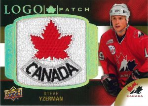 Logo Patch Steve Yzerman