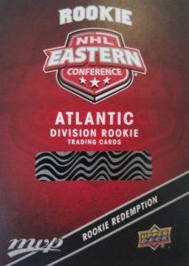 MVP Atlantic Division Rookie Redemption