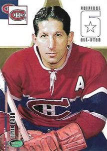 Original 6 All-Stars Elmer Lach