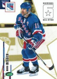 Original 6 All-Stars Mark Messier