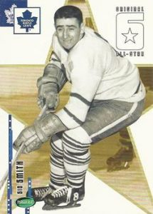 Original 6 All-Stars Sid Smith