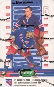 Original 6 New York Rangers