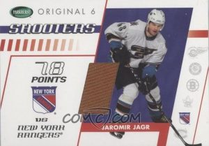Original 6 Shooters Jaromir Jagr