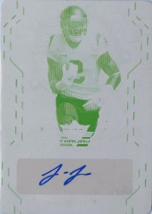 Printing Plates Juju Smith-Schuster