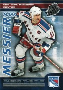 Raising the Cup Mark Messier