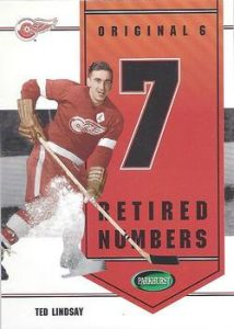 Retired Numbers Ted Lindsay
