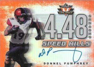 Speed Kills Donnel Pumphrey