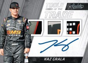Tools of the Trade Trio Signatures Kaz Grala