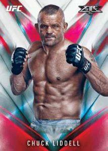 UFC Fire Chuck Liddell
