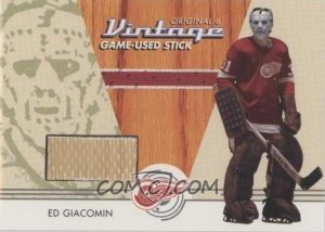 Vintage Stick Ed Giacomin