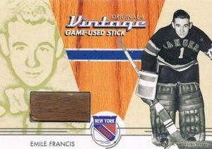 Vintage Stick Emile Francis