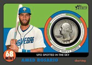 1968 Mint Relics Amed Rosario