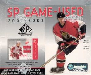 2002-03 SP Game Used