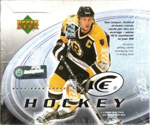 2003-04 UD Ice