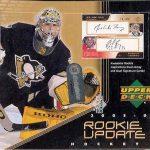 2003-04 UD Rookie Update