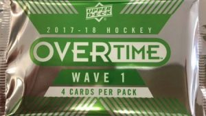 2017-18 Overtime Wave 1 Pack