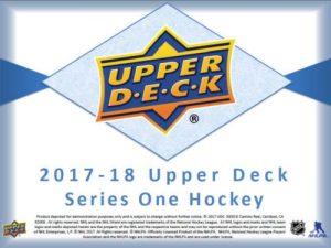 2017-18 UD Series 1