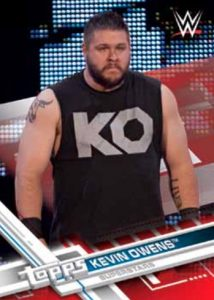 Base Red Kevin Owens