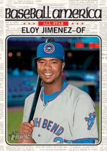 Baseball America All-Star Eloy Jimenez