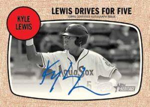 Fantastic Feats Autos Kyle Lewis