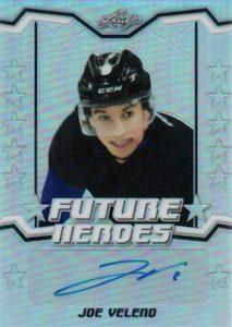 Future Heroes Joe Velano