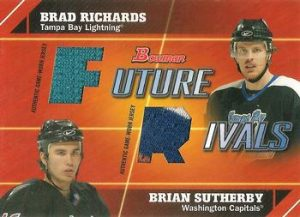 Future Rivals Brad Richards, Brian Sutherby