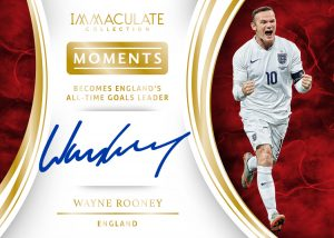 Immaculate Moments Wayne Rooney