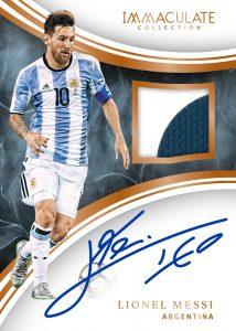 Patch Autos Lionel Messi