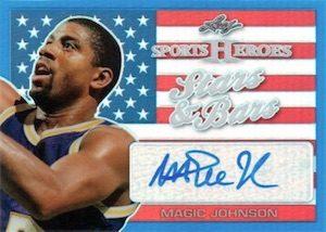 Stars and Bars Magic Johnson