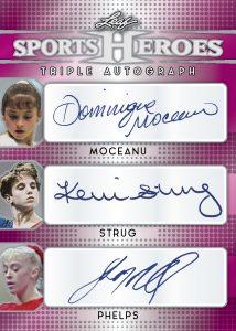 Triple Autos Dominique Moceanu, Kerri Strug, Jaycie Phelps