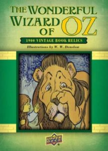 The Wonderful Wizard of Oz Masterpiece Booklet