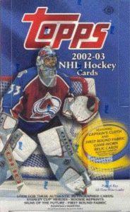 2002-03 Topps/OPC Hockey