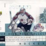 2002-03 UD Mask Collection