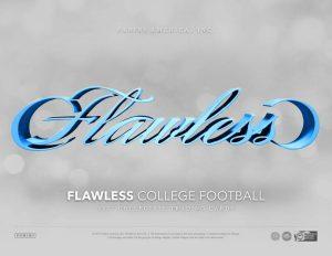 2017 Flawless Collegiate Football