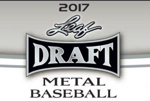 2017 Leaf Metal Draft Baseball