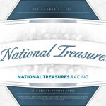 2017 National Treasures Racing NASCAR