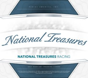 2017 National Treasures Racing NASCAR