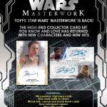 2017 Star Wars Masterworks