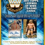2017 Topps Legends of WWE Wrestling