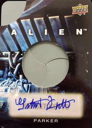 Aperture Autographs Closed Yaphet Kotto