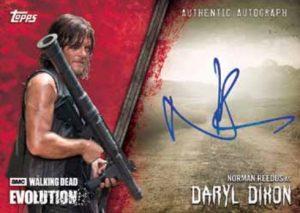 Autographs Daryl Dixon