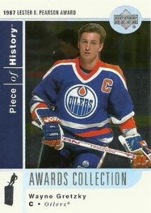 Awards Collection Wayne Gretzky