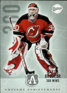 Awesome Achievements Martin Brodeur