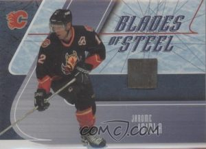Blades of Steel Jarome Iginla